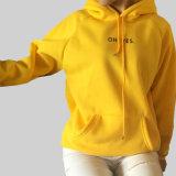 Coton blanc de la mode personnalisé Dernière Tops Hoody Sweat-shirt manteau d'hiver