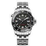 Swatchtime Japón comunes 8215 movimiento lleno de acero inoxidable del don de hombres de negocios de la moda de lujo visten mecánica/Automático relojes analógicos