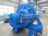 Traitement des eaux pompe / Pompe de cas de fractionnement