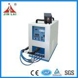 Jinlai IGBTのステンレス鋼の溶接の誘導加熱ろう付け機械(JLCG-6KW 1.1MHz)
