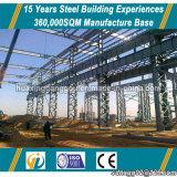 Eficiencia energética El bastidor de acero a prueba de humedad de la Construcción