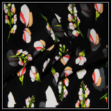 Polyester-Druck-Chiffon- Gewebe mit weicher Note für Kleid-/100-% Polyester-Gewebe