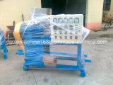 補助押出機--水平のCable&Wireカラー注入機械