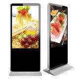 "Exhibitionホールのためのアンドロイド6.0 UHD Big Size 65 "" Commercial Display Kiosk"