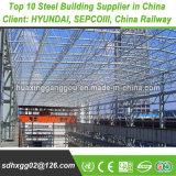 Acúmulo de aço ASTM secções H a Construção Metálica Ligações