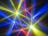 Träger-bewegliches Hauptlicht des Bienen-Augen-4X25W RGBW