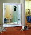 Sauna e sala de vapor (G001)