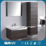 Heiße Verkauf 2018 Belüftung-Beschichtung-Badezimmer-Möbel Sw-MP1605