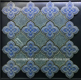 Wallのための8mm Thickness Good Quality Ice Crack Porcelain Mosaic