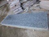 Matériau de construction de la Chine White Wave dalle de granit pour Contertop/Salle de bains
