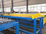 La producción de tubo cuadrado de la máquina para HAVC