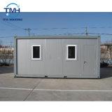 20FT Flat Pack construction rapide de la chambre de conteneurs préfabriqués pour la vie temporaire