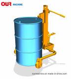 容易な操作解説書の油圧ドラム処理装置Dt350A