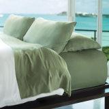Großhandelsbettwäsche stellt Bettwäsche-Hotel-Farben-Bambusbett-Blätter ein