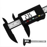 150mm 6 pouces LCD numérique en fibre de carbone électronique Vernier micromètre à indicateur de l'outil de mesure