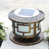 Pilar solar al aire libre para la decoración del Festival de luz LED Lámpara de luz LED de Ramadán