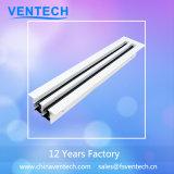 Цена на заводе алюминиевые потолочные линейный разъем диффузор