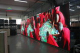 Arco flexible de 500x500mm LED Pantalla LED para interiores P2.6mm video wall