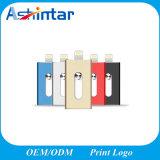 OTG USB Flash Memory stick USB en métal pour iPhone / Lecteur Flash USB de l'iPhone