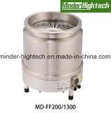 Vacío lubricados con grasa de la bomba Molecular-MD-FF40/25