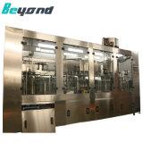 Estación de llenado de agua mineral de llenado del sistema fabricante de la planta de embotellado de agua