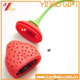 Kundenspezifischer Silikon-Tee Infuser für Tee-Set-Förderung (YB-AB-012)