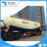 Serbatoio della polvere del acciaio al carbonio/dell'autocisterna cemento/minerale materiali di trasporto rimorchio semi cenere/