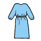 Les robes d'isolement
