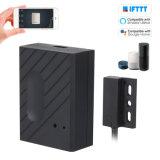 Черный голосовое управление жилых Smart Wireless автоматический ворот гаража для открывания дверей с Amazon Alexa/эхо