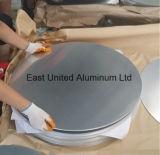 Het ronde Aluminium omcirkelt Plaat voor Bakpan (1050, 1060, 3003)