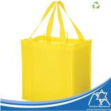 PP nontissé de publicité, Shopping, sac d'épicerie, sac non tissé avec Logo personnaliser