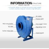 9-19 Ventilateur centrifuge haute pression pour l'épuisement et de la ventilation