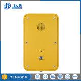 Водонепроницаемая промышленных Intercom, IP66 для использования вне помещений для настенного крепления станция вызова селекторной связи в чрезвычайных ситуациях