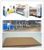 Linea di produzione ondulata della casella di carta di Czxy