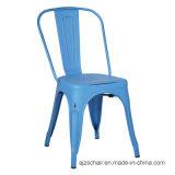 Le café chaud de la vente de meubles de style Vintage chaise de salle à manger de gros industriels avec l'arrière reste
