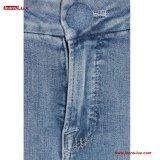 De bebouwde MiniJeans van het Denim van Bootcut van de medio-Stijging MEDIO voor Vrouwen
