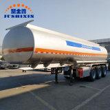 OilまたはDiesel/Crude Transportのための45cbm Fuel Tanker Semi Trailer
