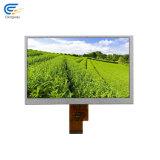 1024*600*RGB transflectiva LCD TFT retrato