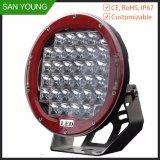 Arb 9pouce 111W à LED de la conduite hors route des feux de conduite Spot Light 96W 185W 225W pour la conduite