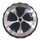 4.5 pulgadas 250W 36V 620 (RPM) r/min solo eje motor dc sin escobillas