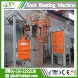 vertikale automatische Glasmaschine des sandstrahlen-380V/industrielle Granaliengebläse-Maschine