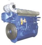 CCS anerkannter Cw250 Weichai Marinedieselmotor für Lieferung/Passagier-Lieferung
