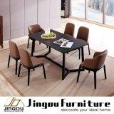 Ресторан дерева мебелью MDF или кварцевый камень в верхней части обеденный стол для дома