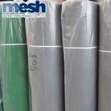 El enrejado metálico plástico ISO (fábrica).