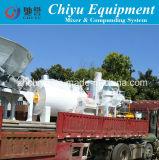 Mezclador de PVC calentar y enfriar máquina mezcladora