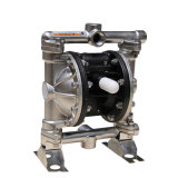 Пневматический привод двойного диафрагма промышленных насос для смазки