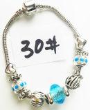 Armband Ref van de Charme DIY van vrouwen de Echte Zilveren Geplateerde Met de hand gemaakte: P 030