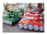 Электрический лазерных боев танк Райдер 3 Player автомобильной аккумуляторной батареи