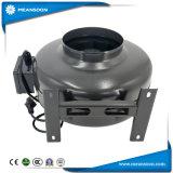 160 de centrifugaalVentilator van de Extractie van de Buis van de Ventilatie van de Uitlaat Gealigneerde