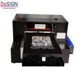 8 colori Cmyk+Wwww dirigono verso la stampante della maglietta della stampatrice dell'indumento